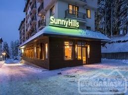 Отель Sunny Hills