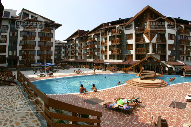 Отель Belvedere Holiday Club2