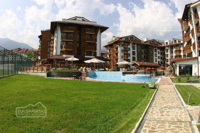 Отель Belvedere Holiday Club34