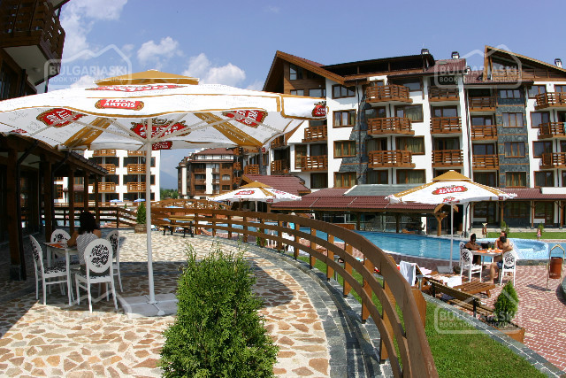 Отель Belvedere Holiday Club35