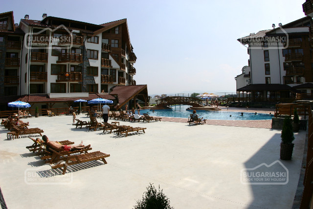 Отель Belvedere Holiday Club37