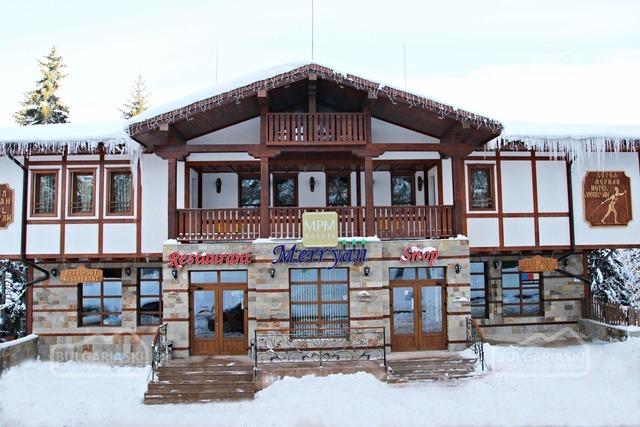 Отель MPM Marryan1