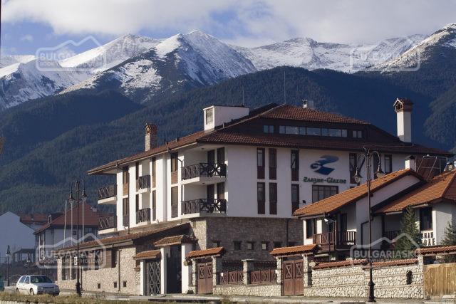 Отель Глазне1
