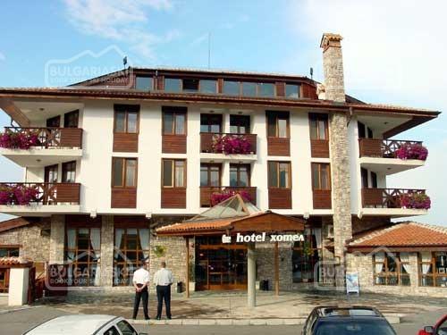 Отель Глазне2