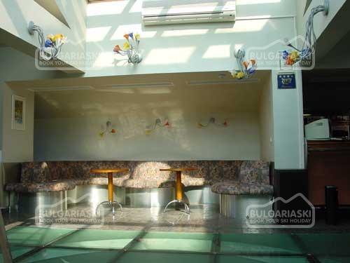 Отель Глазне15