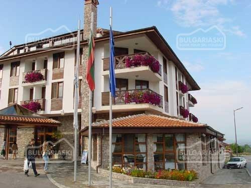Отель Глазне3