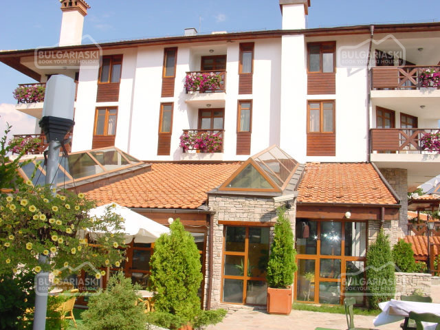Отель Глазне4