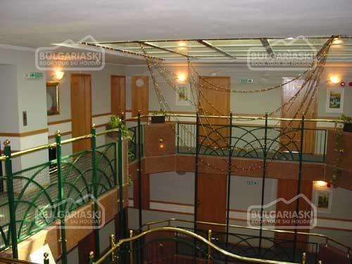 Отель Глазне7