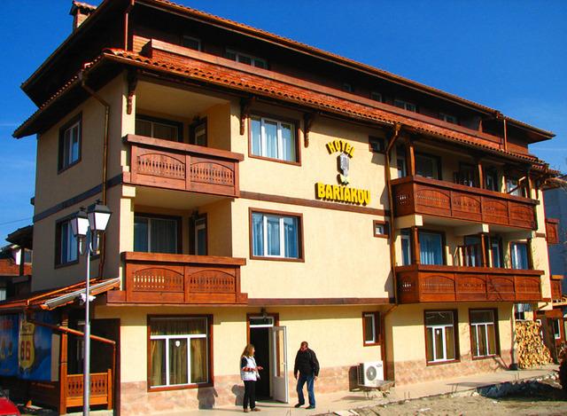 Семейный отель