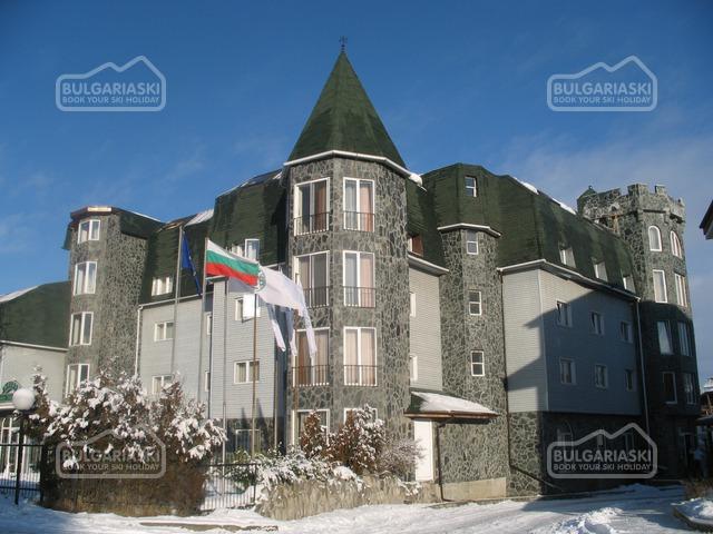 Отель Шато Вапцаров4