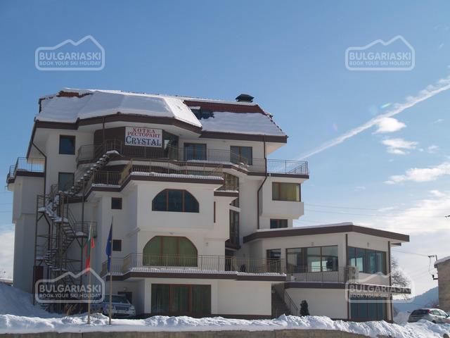Семейный отель Кристал2