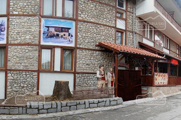 Отель Родина2