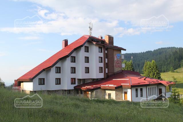 Отель Кооп Рожен16