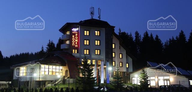 Отель Кооп Рожен17