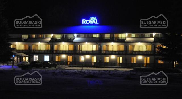 Отель Роял1