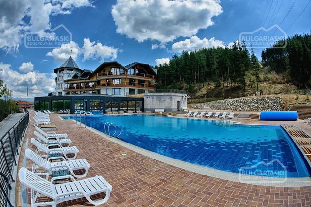 Спа-отель Hot Springs Medical1
