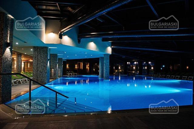 Спа-отель Hot Springs Medical20