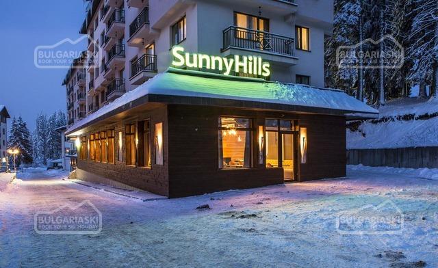 Отель Sunny Hills1