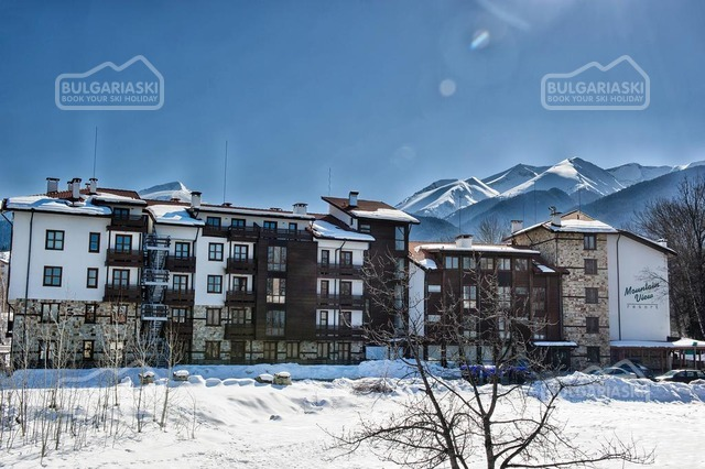 Апарт-отель Mountain View3