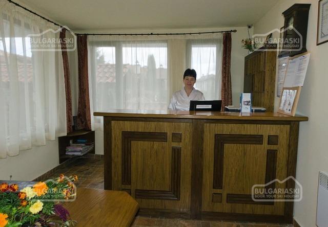 Отель Mountain Romance & Spa4