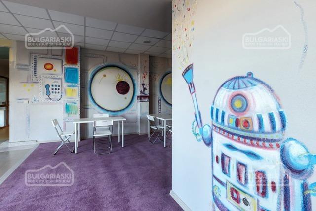 Отель Panorama Resort21